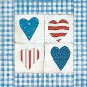 Americana Hearts