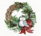 Holiday Wreath II