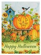 Halloween Pumpkins Happy Halloween