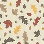 Autumn Garden Pattern IVA