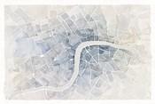 Watercolor Wanderlust London