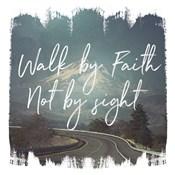 Wild Wishes III Walk by Faith