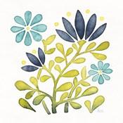 Garden Getaway Flowers III
