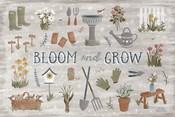 Blooming Garden III