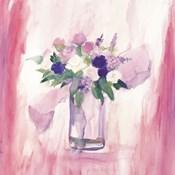 An Arrangement of Pink Flowers