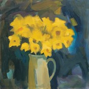 Narcissi and Jug