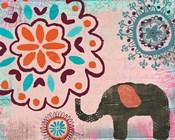 Bohemian Elephant II