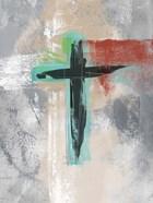 Contemporary Cross III