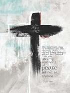 Isaiah 5410 Cross