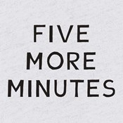 Five More Minutes