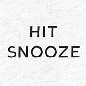 Hit Snooze