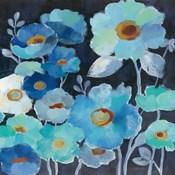 Indigo Flowers III