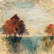 Landscape Monotype II