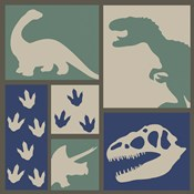 Dino Collage