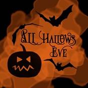 All Hallows Eve Pumpkin