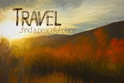 Travel, A Peaceful Place