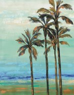 Copper Palms I