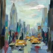 Manhattan Sketches I