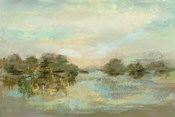 Dreamy Lake Green