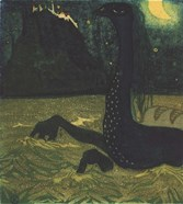 Moonlit Night, 1907