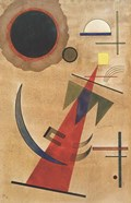 Pointed Red Shape, 1925
