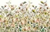 Transparent Garden Spice Pattern
