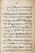Sheet of Music IV