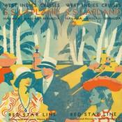 Vintage Travel Brochure VI
