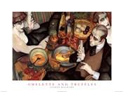 Omelette and Truffles