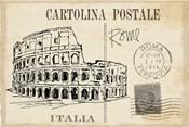 Postcard Sketches III v2