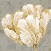 Floral Fresco Grey II
