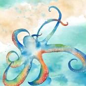 Sea Splash Octopus