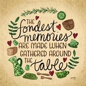 Kitchen Memories II (Fondest memories)