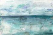 Ocean Blues Landscape