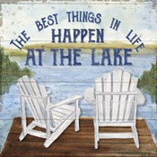 Lake Living I (best things)