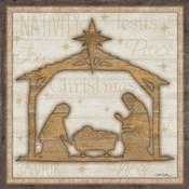 Rustic Nativity