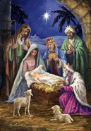 Holy Family with 3 Kings