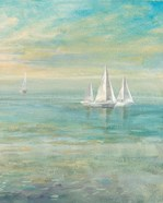 Sunrise Sailboats II
