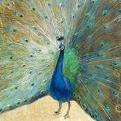 Blue Peacock Cream