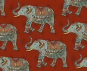 Elephant Caravan Pattern M