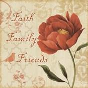 Faith Family Friends Sq