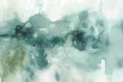 My Greenhouse Abstract I Crop Blue NG