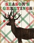 Simple Living Holiday Deer
