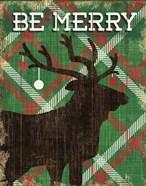 Simple Living Holiday Elk
