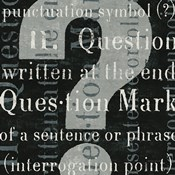Punctuated Text IV
