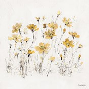 Wildflowers III Yellow
