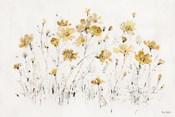 Wildflowers I Yellow