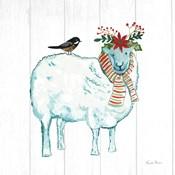 Holiday Farm Animals III