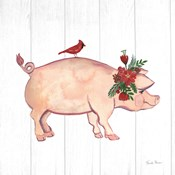 Holiday Farm Animals I