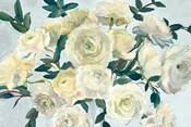 Roses in Cobalt Vase Spa Blue Crop